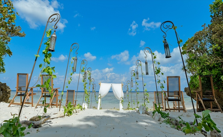 ビーチリゾート 国内 結婚式