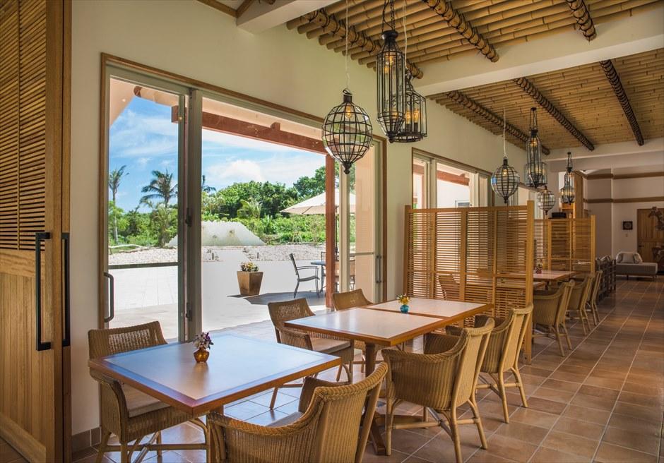 石垣島 コーラルテラス レストラン
