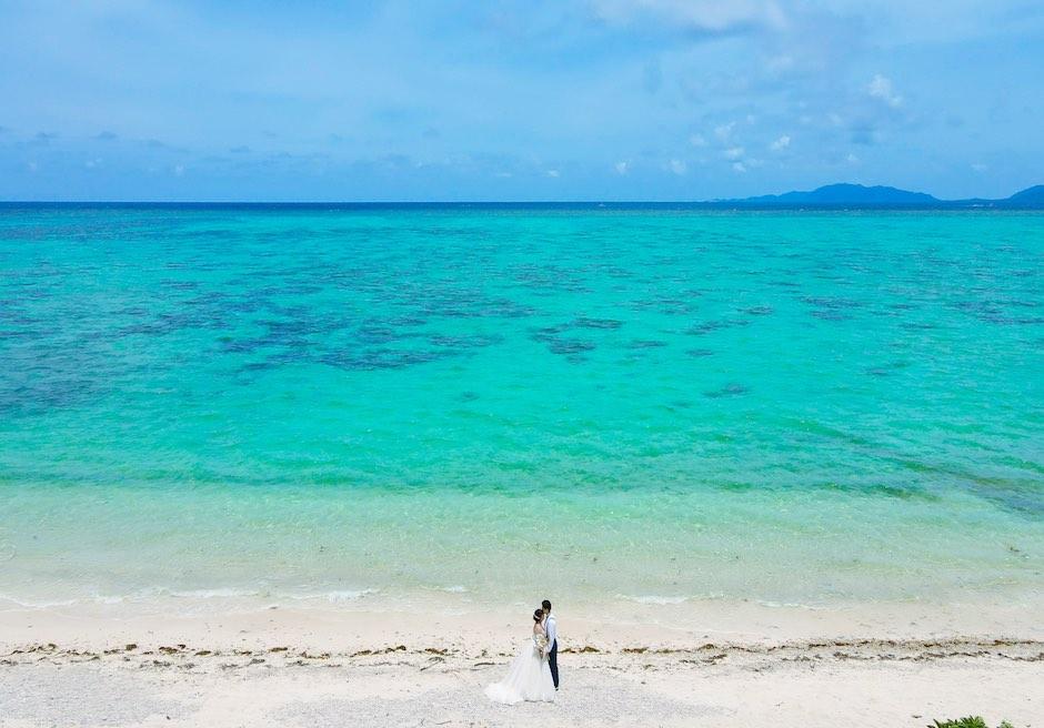 石垣島・フォトウェディング ビーチ