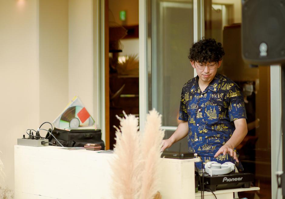石垣島・挙式 貸切 DJ